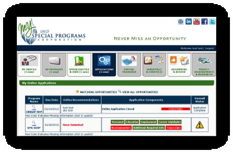 online application system meesha media group llc